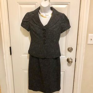 The Limited Collection Short Sleeve Suit Dress 8